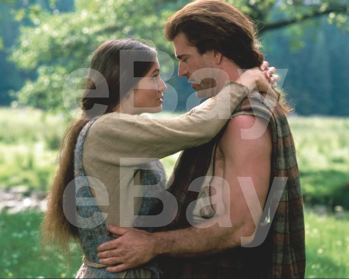 1995 Mel Gibson 10x8 Photo Braveheart